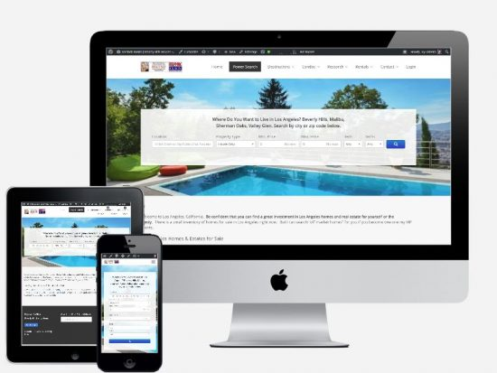 Real Estate Websites IDX Homefinder